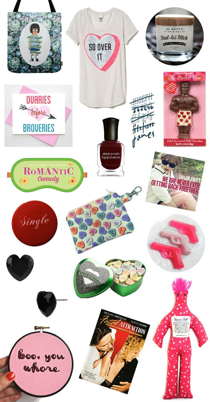 Antivalentines day gifts for your single girlfriends