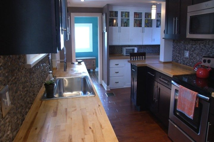 Amazing Northern Michigan Homes: Slabtown Charmer
