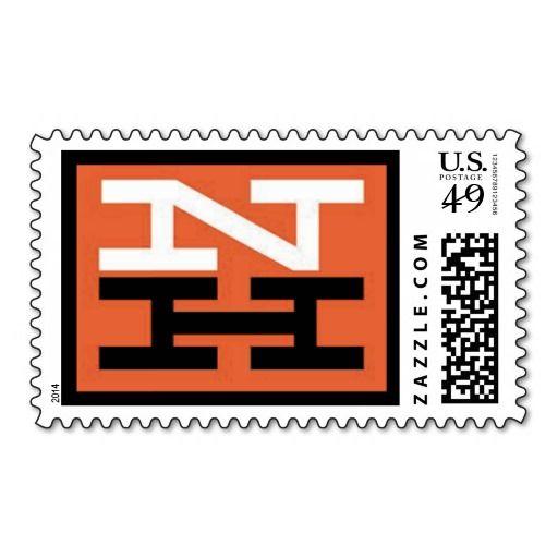 New Haven Railroad Logo Postage Stamp Zazzle Com My