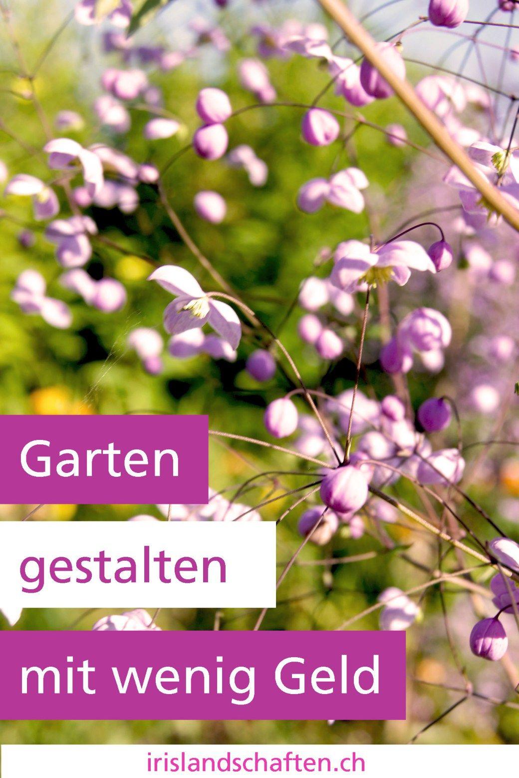 Wunderbar Garten Gestalten Mit Wenig Geld Galerie Von Heute Ist Schon Der Dritte Tag Der