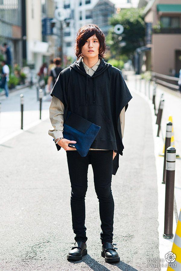 101219 japan men 39 s cloth pinterest japon style and attitude. Black Bedroom Furniture Sets. Home Design Ideas