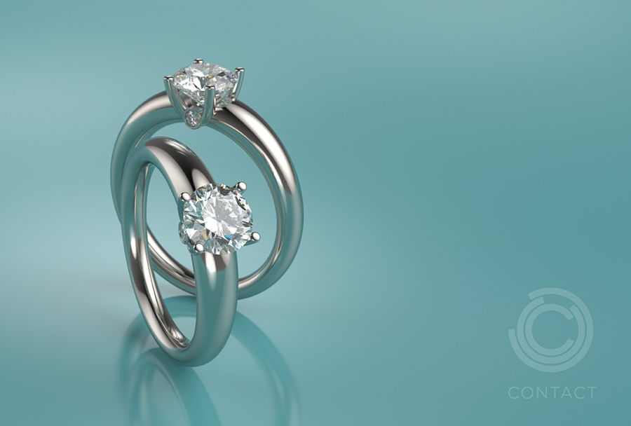 rings diamond photos engagement the from white ring artist gold full