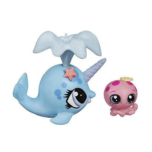 Littlest Pet Shop Pet Pawsabilities Ned Narwhal & Oceania Kelp Littlest Pet Shop http://www.amazon.com/dp/B00IJVMTNS/ref=cm_sw_r_pi_dp_KLNqvb0M72HQM