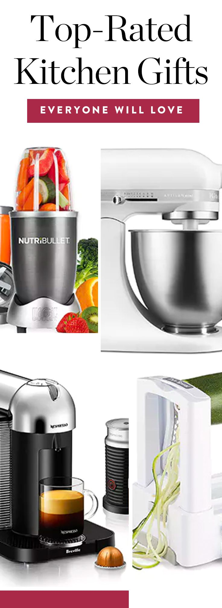 Top Rated Kitchen Gifts That We