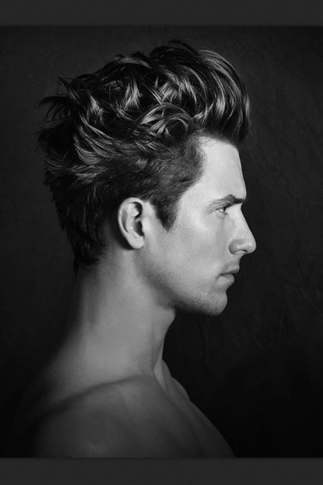 Creative Hair Cut Mens Hair Styles Pinterest Hair Cuts Hair