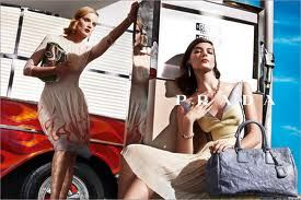 Prada Ad Campaign 2012