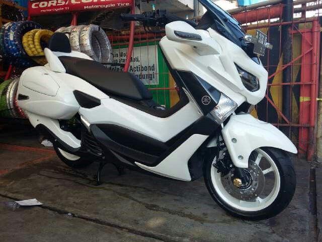 Aksesoris/Modifikasi Yamaha NMax