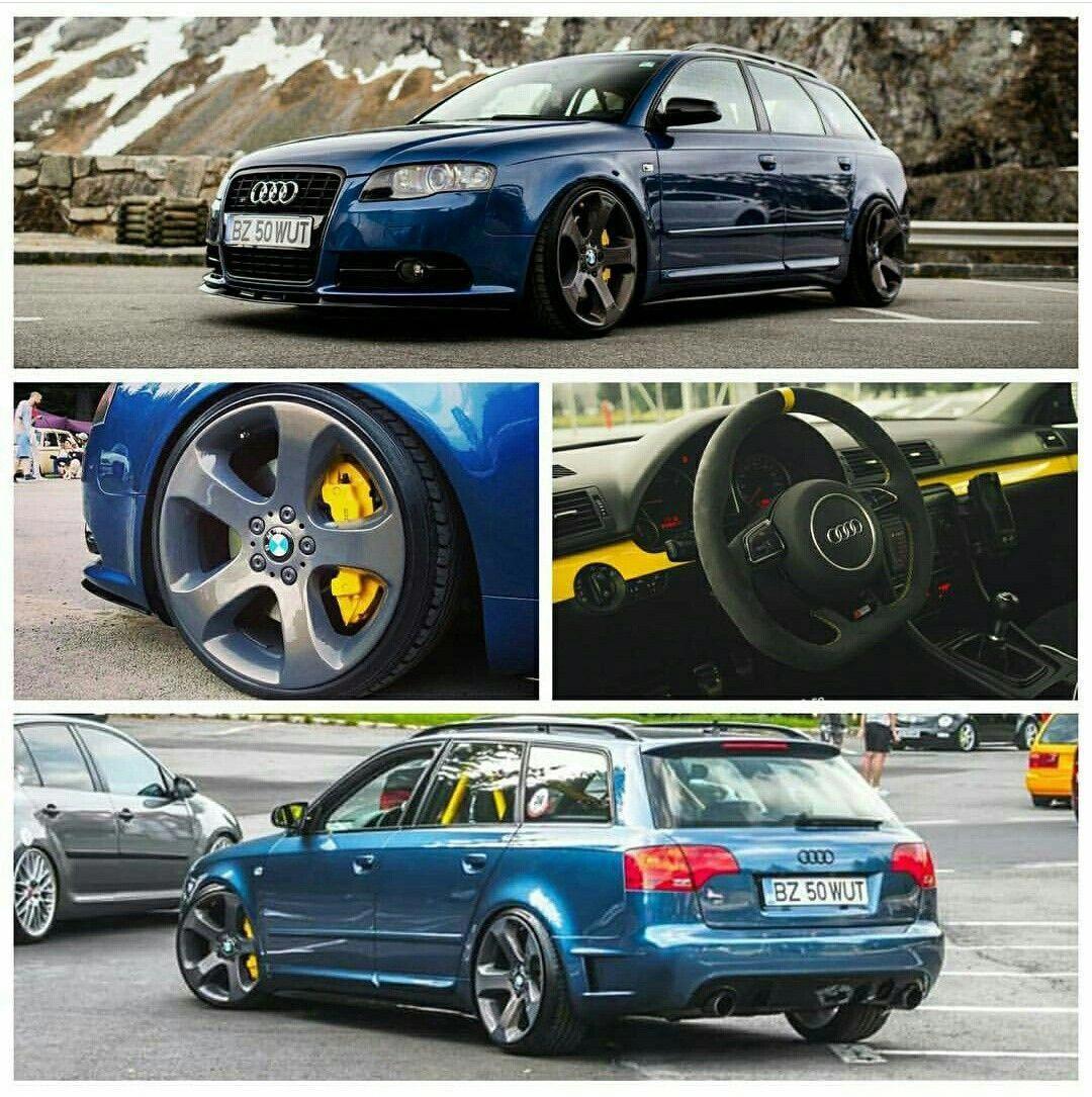 Audi A4 B7 Avant S Line Audia4 Audi A4 B7 Audi A4 Vw Wagon