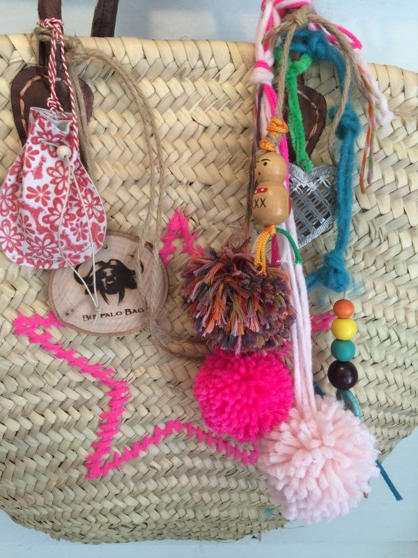 Strandtas Riet Maken : Ibiza strandtas riet mode en sieraden