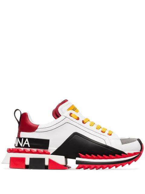 Dolce \u0026 Gabbana Shoes Leather Trainers