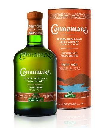 Connemara Turf Mor Irish Whiskey Whisky