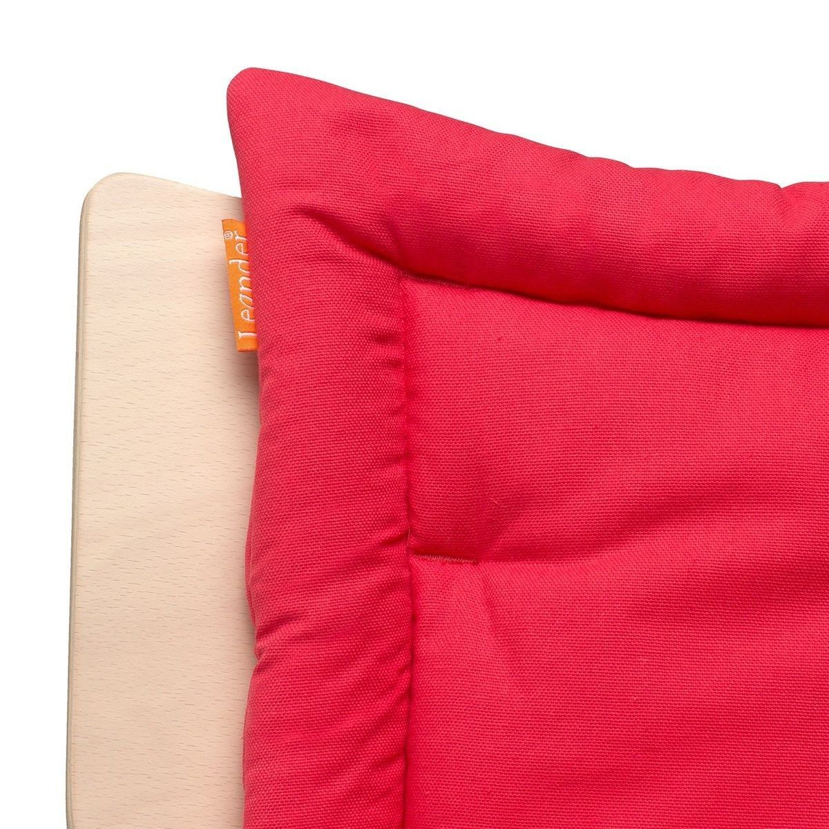 Coussin Pour Chaise Haute Framboise Leander Taille Taille