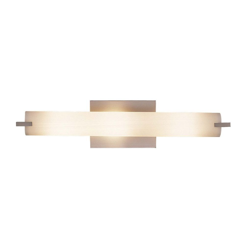 Satin Nickel Bathroom Light Fixtures