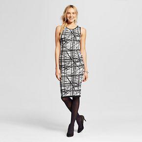 Women's Mod Midi Dress - XOXO (Juniors')