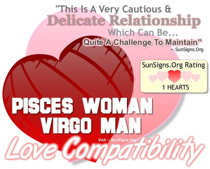 Virgo man pisces woman sexually picture 30