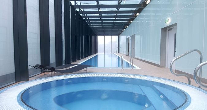 Indoor Swimming Pool Gym indoor swimmingpool #swimming pool quotes offers a variety of