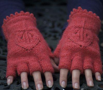 Free Crochet Patterns To Print Crochet Fingerless Gloves Patterns