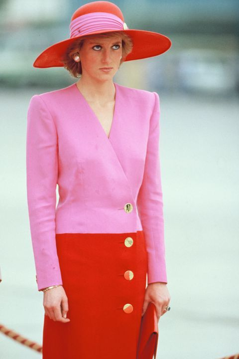 Princess Diana's 75 Best Fashion Moments #princessdiana