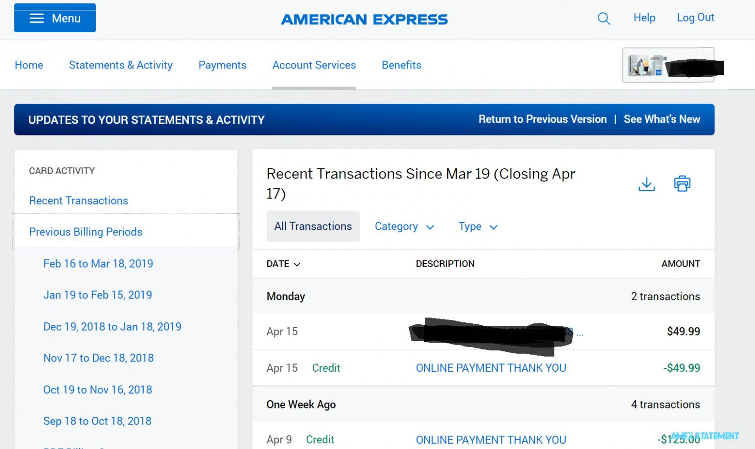 11 Precautions You Must Take Before Attending Amex Statement