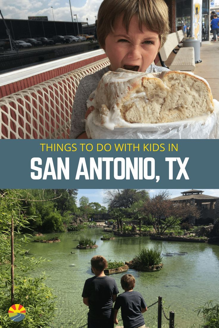 The 16 Most Awesome Things To Do In San Antonio With Kids -   17 travel destinations Texas kids ideas