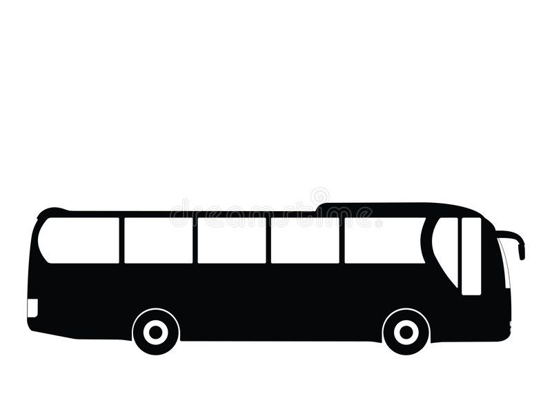 Bus Vector Silhouette A Bus Vector Illustration Ad Vector Bus Silhouette Illustration Bus Ad Meaningful Drawings Illustration Stock Images Free