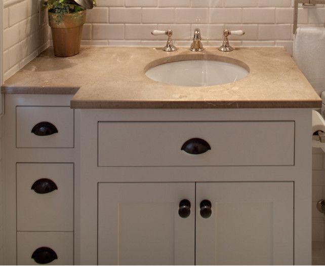 bathroom countertop ideas the countertop in this bathroom is 3 cm honed corinthian beige marble