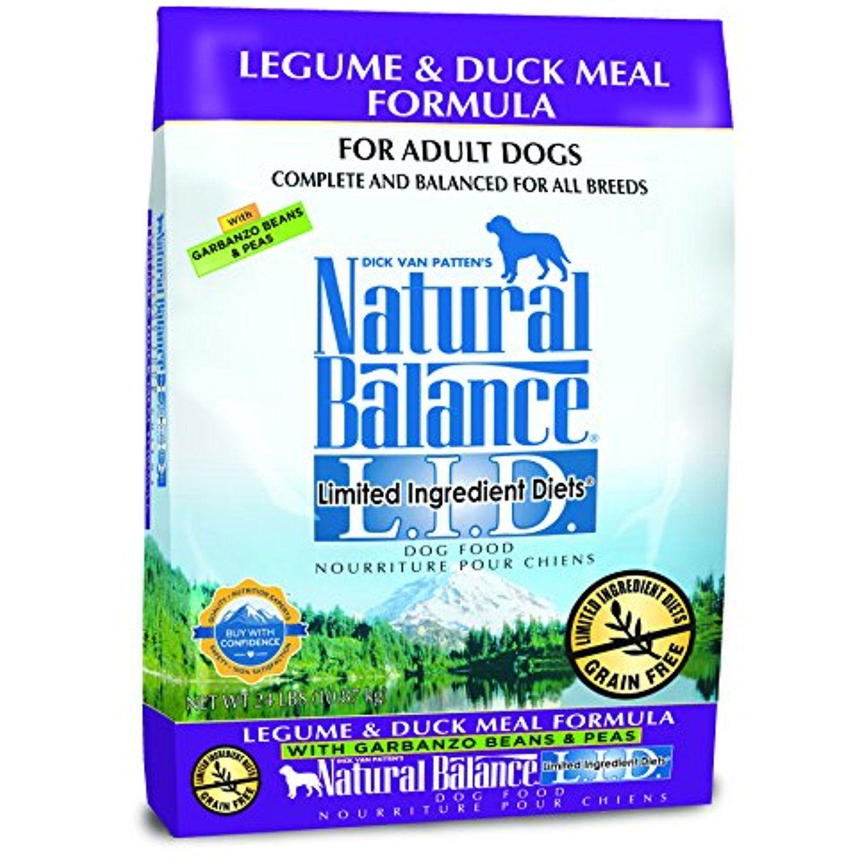 Natural Balance L.I.D. Limited Ingredient Diets Dry Dog