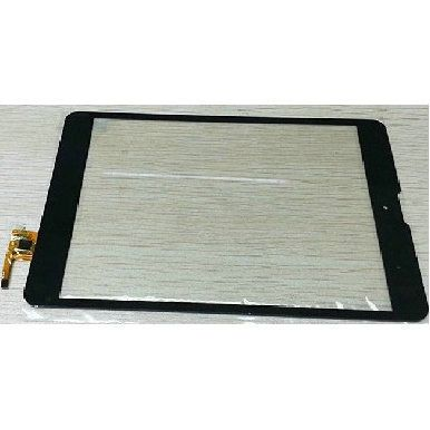 """Black New 7.85"""" TeXet NaviPad TM-7887 3G Tablet touch screen Touch panel Digitizer Glass Sensor replacement Free Shipping"""