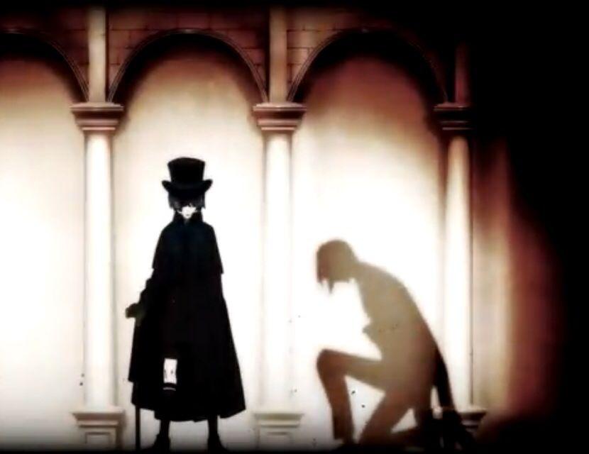 """I will follow you like a shadow."""