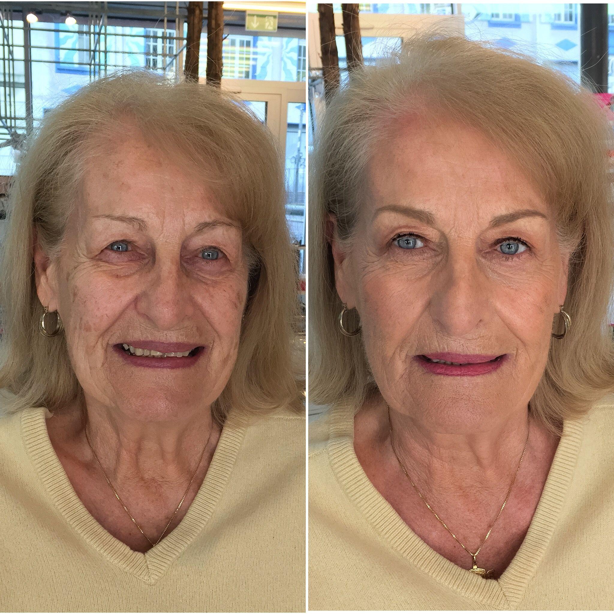 Pin On Mature Makeup