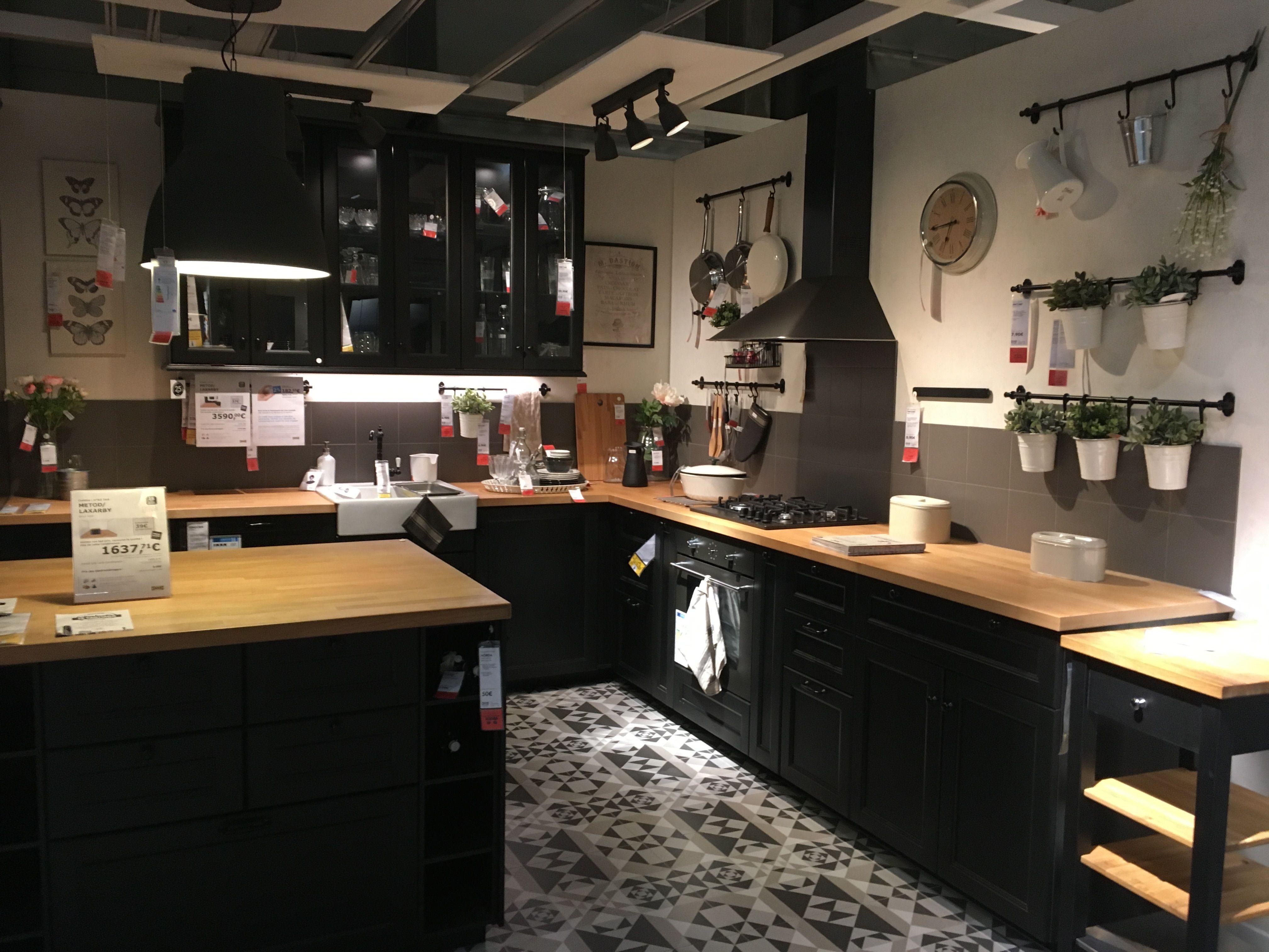 Cuisine Cuisine Style Industriel Cuisines Maison Cuisine Verriere