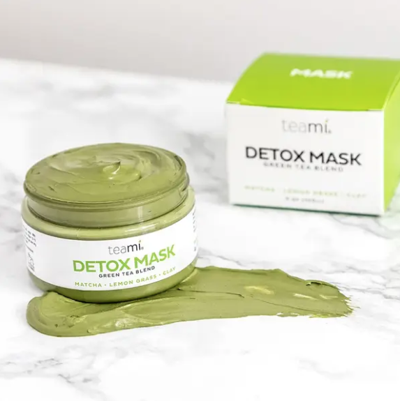 Photo of Green Tea Detox Mask