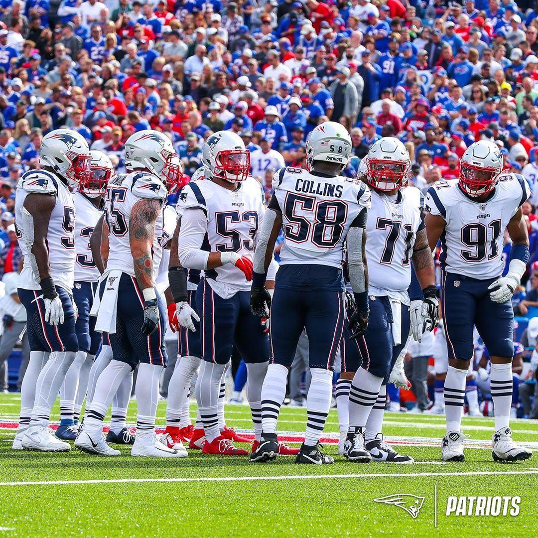 Defense New England Patriots Patriots Nfl Teams
