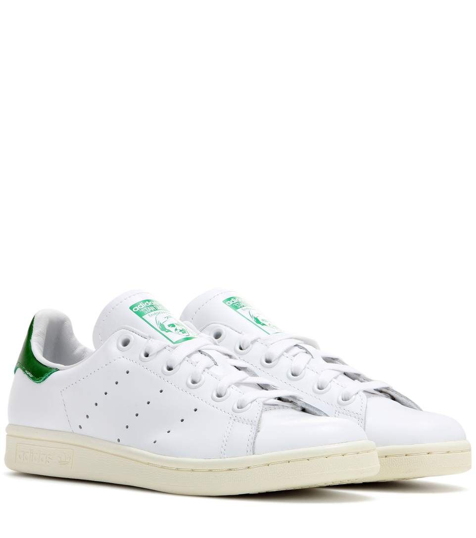 Paleto Rápido Un evento  Isabel Marant and Saint Laurent SS15 take on Stan Smith sneakers is  metallic cool - LaiaMagazine | Sneakers, Stan smith sneakers, White leather  shoes