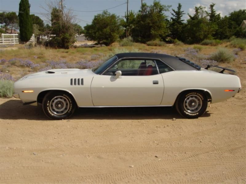 1971 Plymouth Cuda 383 by Magnusson Classic Motors in Scottsdale AZ ...