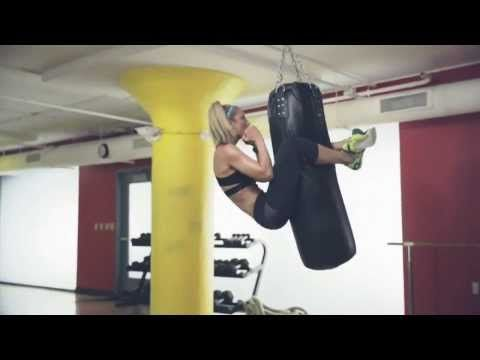 Female Fitness and Bodybuilding Motivation 2014 - YouTube