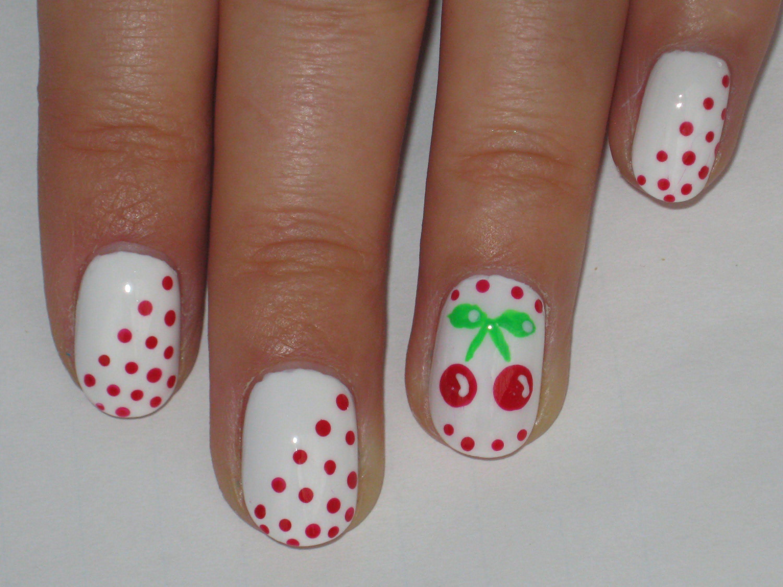 Grab Ideas of Fruit Nail Art Designs - Zesty Fashion | Trendy Nail ...