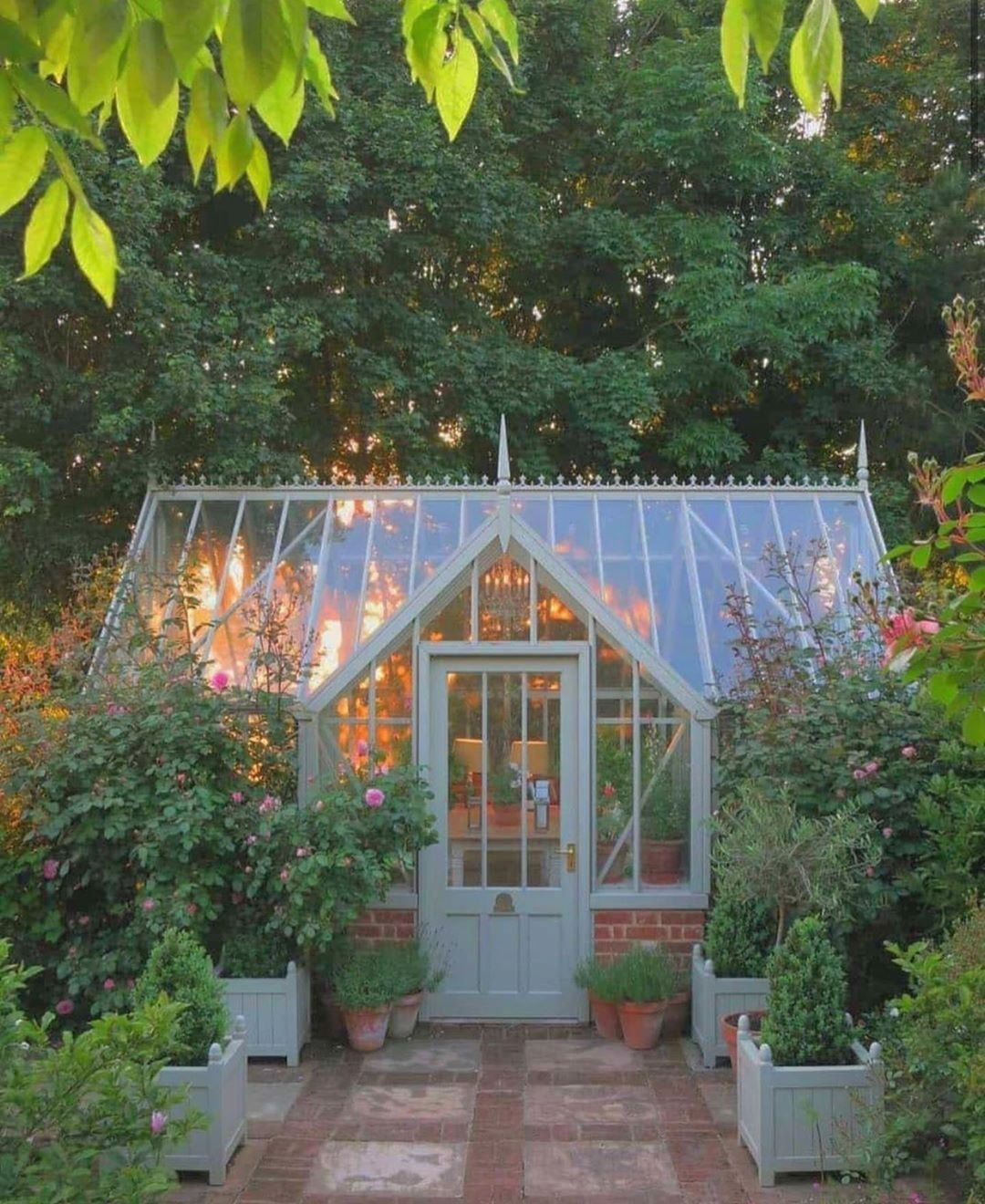Pin On Cottagecore Dreams Backyard greenhouse arcadia wi