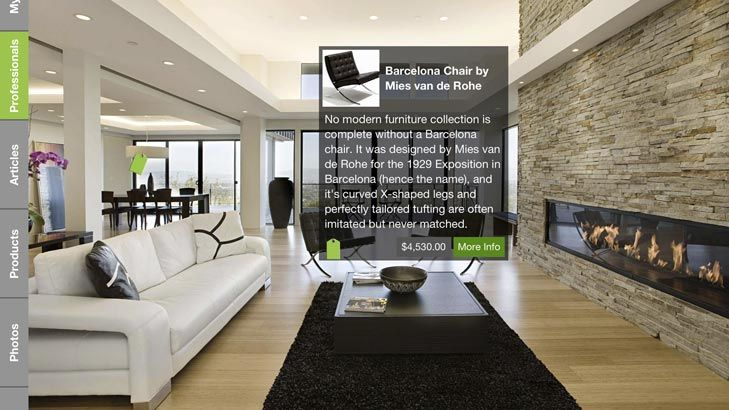 Renovating There S An App For That Houzz Interior Design Best