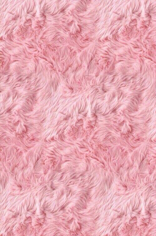 Tumblr Pink Fur Wallpaper