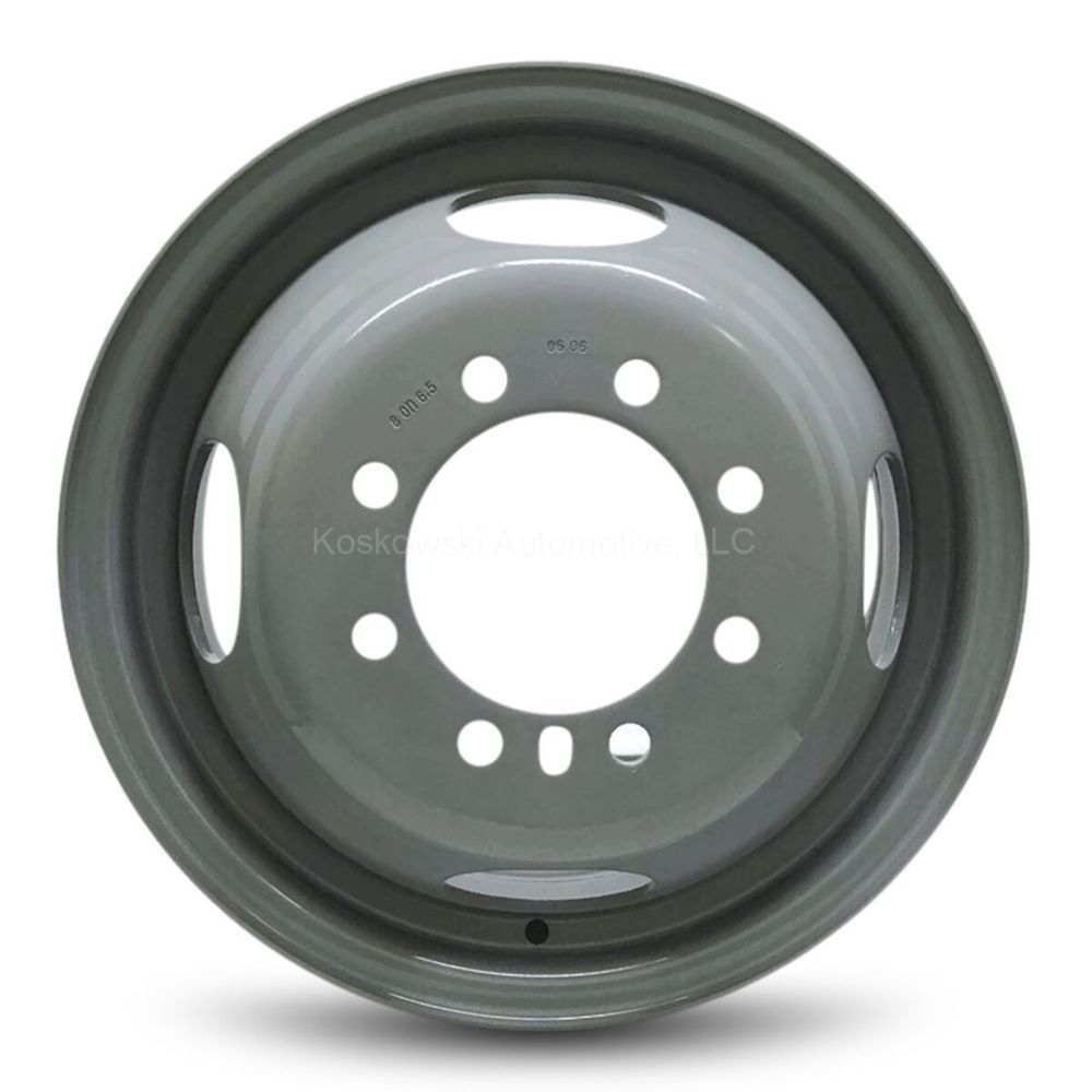 Dodge Ram 3500 New Steel Wheel 16 X6 94 95 96 97 98 99 Dually Roadready Steel Rims Replacement Wheels Wheel Rims