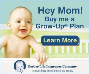 Whole Life Insurance Quotes For Children Unique Gerber Life Insurance Grow Up Plan  A Must Have Nest Egg For Your
