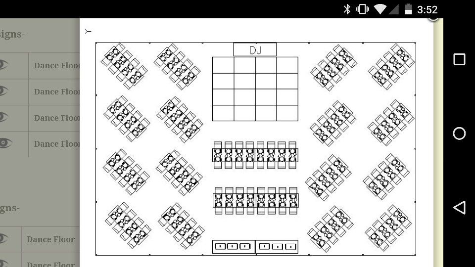 Seating Plan 40x60 Tent Wedding Table Layouts Wedding Reception Layout Tent Reception