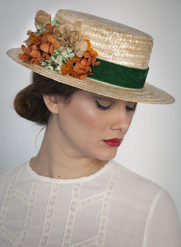 CANOTIER – 20 Mariposas Cool Hats e73c4dc4d7f
