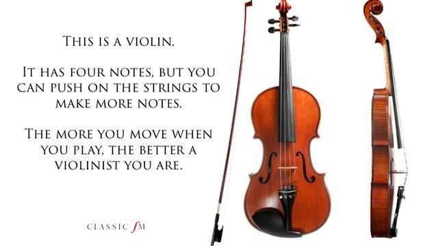 Musical Instruments Explained A Beginner S Guide Violin Quotes Violin Music Music Jokes