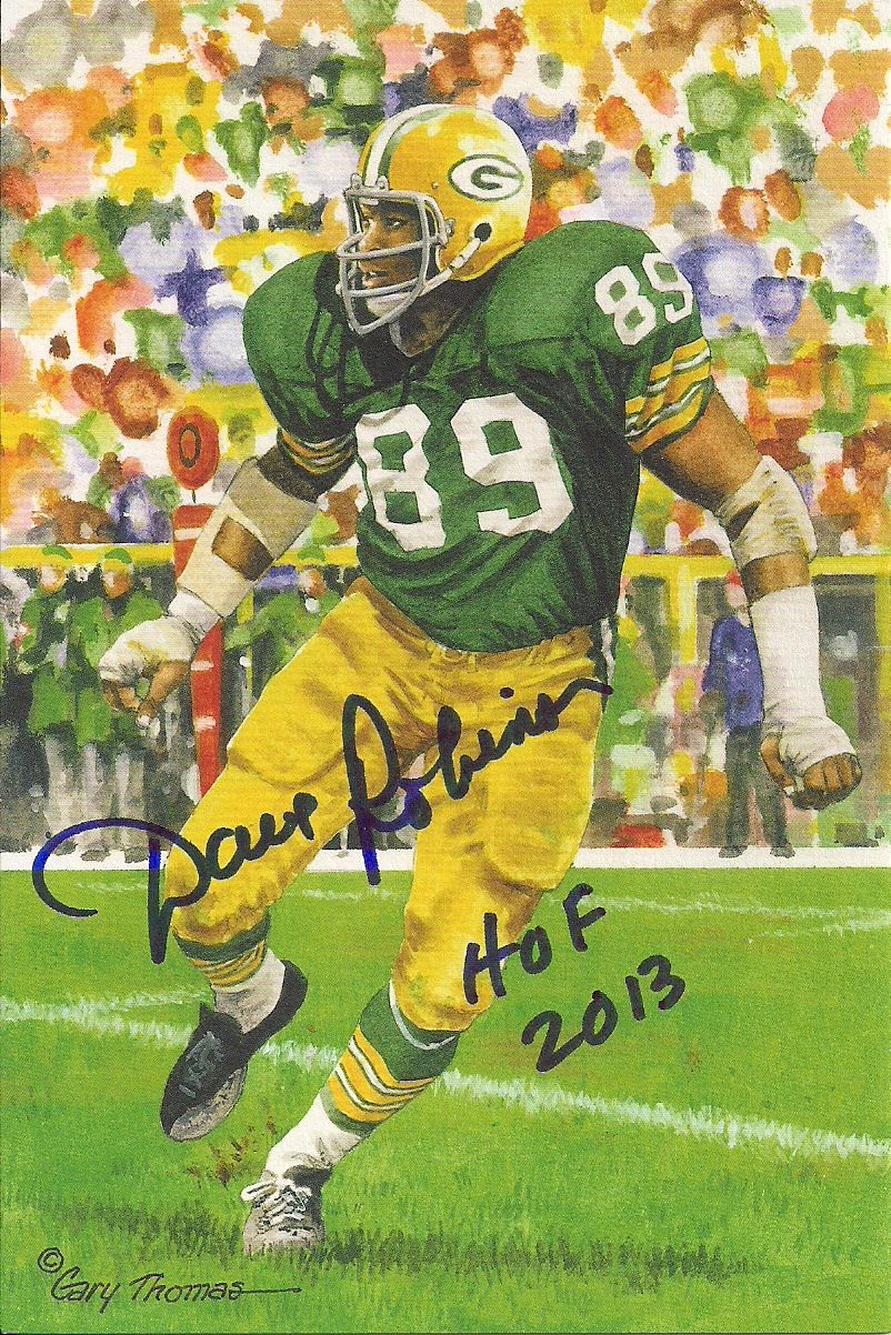 Main Line Autographs Green Bay Packers Football Memorabilia Packers Football
