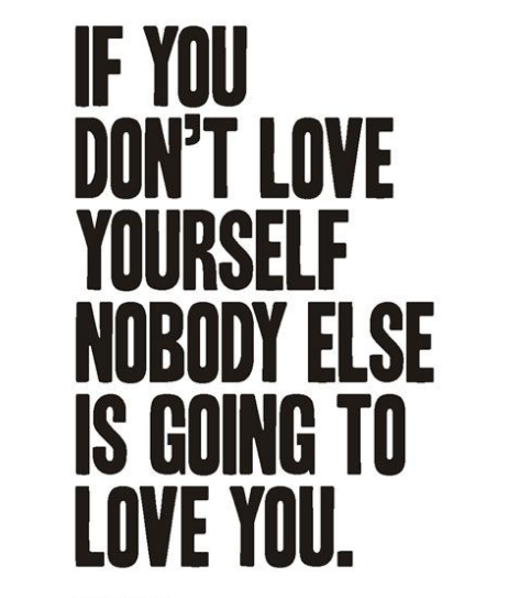 New Confidence Quotes: Self-love. Love Yourself