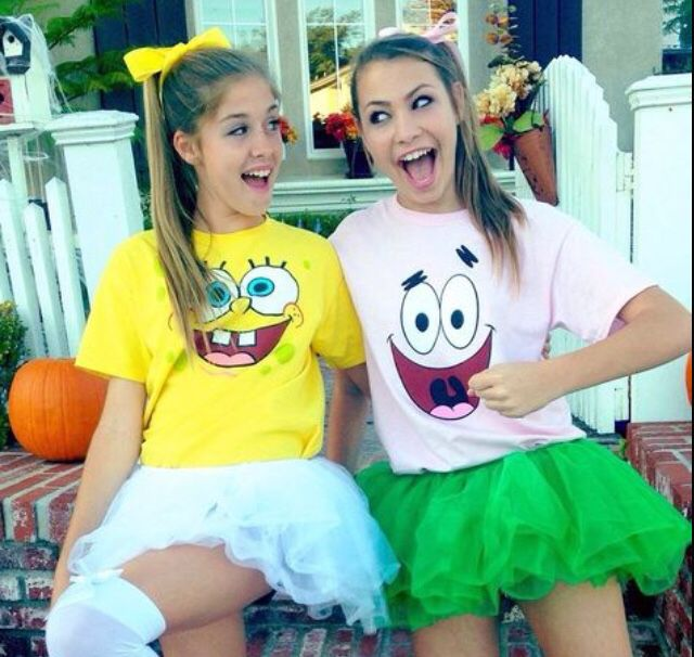 Image result for bff costumes halloween Pinterest Costumes - cute teenage halloween costume ideas