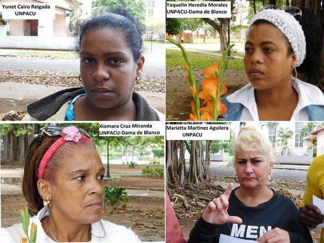 Cuba: Mujeres activistas permanecen recluidas en diferentes cárceles del país – Hablemos Press – The Bosch's Blog