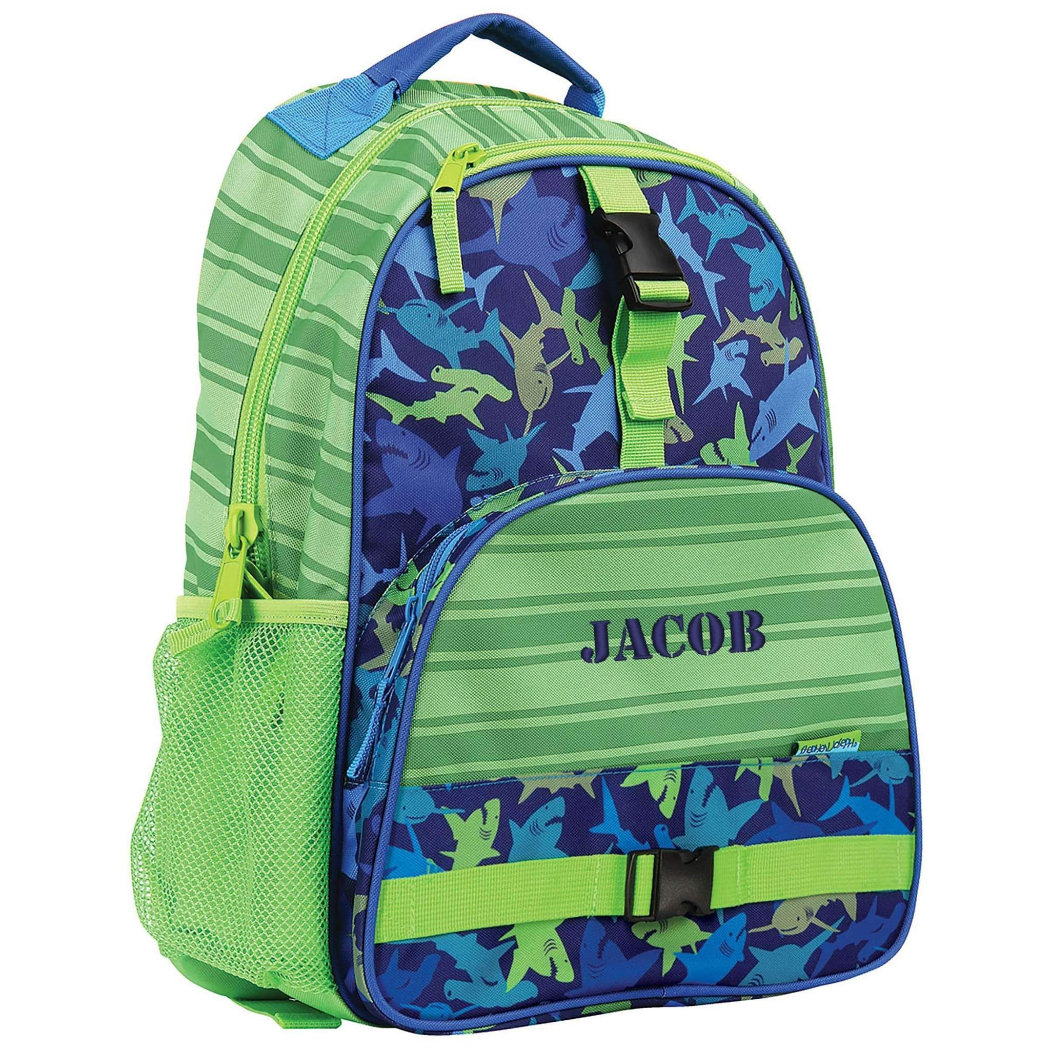 Personalized Kids Backpack - Stephen Joseph - All Over Print ... ee365bc907483